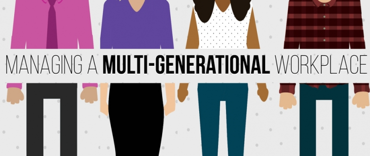 Managing a Multi-Generational Workplace