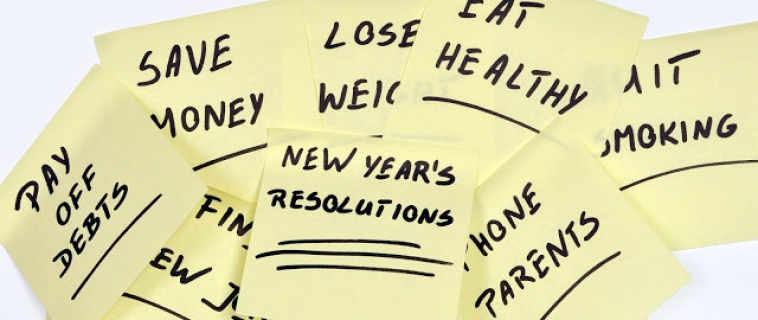 Making Resolutions Last for the Entire Year